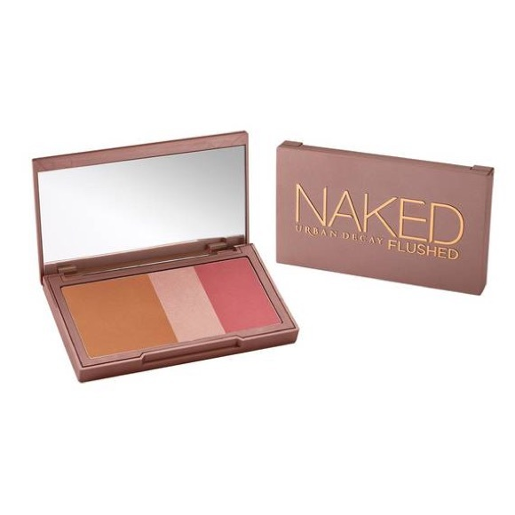 Urban Decay Other - BNIB! URBAN DECAY NAKED FLUSHED PALETTE.